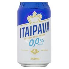 CERVEJA LATA ITAIPAVA SEM ALCOOL 12X350ML