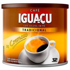 CAFE IGUACU LATA 1X100G