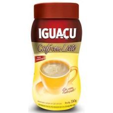CAFE IGUACU COM LEITE POTE 1X330G