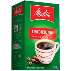 CAFE MELITTA VACUO TRADICIONAL 1X250G