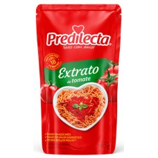 EXTRATO TOMATE PREDILECTA SACHE 12X340G