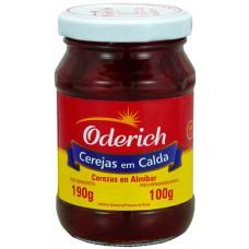 DOCE CALDA CEREJA ODERICH 1X100G