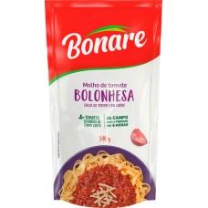 MOLHO BONARE TOMATE BOLONHESA SACHE 1X340G