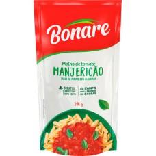 MOLHO BONARE TOMATE MANJERICAO SACHE 1X340G