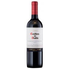 VINHO CASILLERO DEL DIABLO CABERNET SAUVIGNON 1x750ML