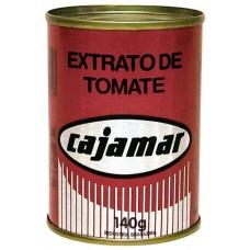 EXTRATO TOMATE CAJAMAR LATA 48X140G