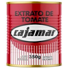 EXTRATO TOMATE CAJAMAR LATA 24X350G