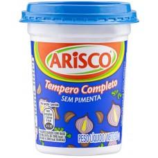 TEMPERO ARISCO COMPLETO SEM PIMENTA 1X300G