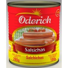 SALSICHA ODERICH TIPO VIENA 1X180G