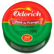 PATE ODERICH FRANGO 1X100G