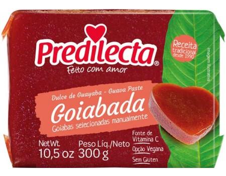 GOIABADA PREDILECTA TABLETE 1X300G