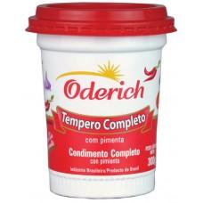 TEMPERO ODERICH COMPLETO COM PIMENTA 1X300G