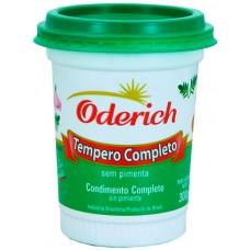 TEMPERO ODERICH COMPLETO SEM PIMENTA 1X300G
