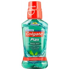 ENXAGUANTE BUCAL COLGATE PLAX FRESH MINT 1X250ML