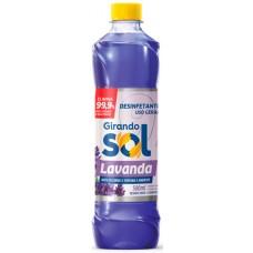 DESINFETANTE GIRANDO SOL LAVANDA 12x500ML