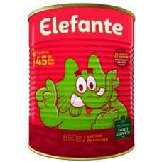 EXTRATO TOMATE ELEFANTE LATA 12x850G