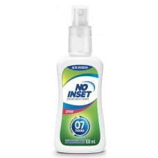 INSETICIDA NO INSET REPELENTE SPRAY 1X100ML