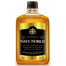 WHISKY NATU NOBILIS 1X250ML PEQ