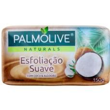 SABONETE PALMOLIVE BARRA ESFOLIACAO SUAVE 12X150G