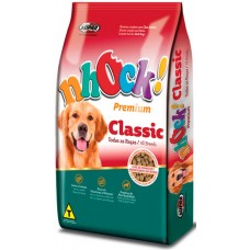 ALIMENTO CAES RACAO NHOCK CLASSIC 1X1KG