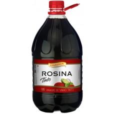 VINAGRE ROSINA VINHO TINTO 2X4,9L