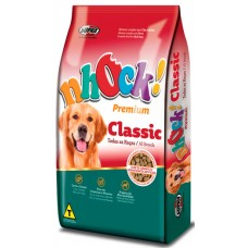 ALIMENTO CAES RACAO NHOCK CLASSIC 1x25KG