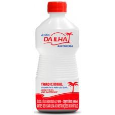 ALCOOL TRADICIONAL DA ILHA 46,2 INPM 12X500ML