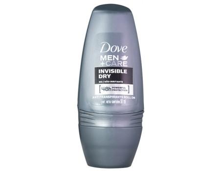 DESODORANTE DOVE ROLL-ON MEN INVISIBLE DRY 1X50ML_M