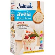 AVEIA NATURALE FLOCOS FINOS 6X200G