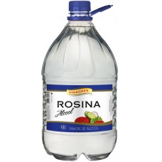 VINAGRE ROSINA ALCOOL 2X4,9L