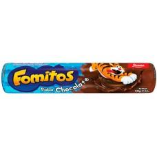 BISCOITO FOMITOS RECHEADO CHOCOLATE 1X100G