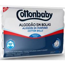 ALGODAO COTTONBABY BOLA 12X50G