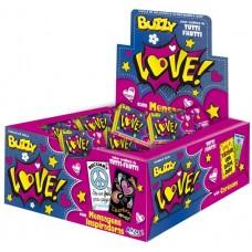 CHICLE BUZZY LOVE TUTTI FRUTTI 1x100UN