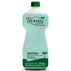 ALCOOL PERFUMADO DA ILHA AMAZONIA 46,2 INPM 12X1L