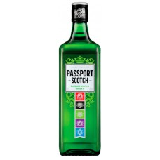 WHISKY PASSPORT 1X1L