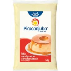 LEITE CONDENSADO PIRACANJUBA FOOD SERVICE 2X5KG