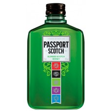 WHISKY PASSPORT 1X250ML PEQ