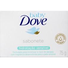 SABONETE DOVE BABY BARRA HIDRATACAO SENSIVEL 12x75G