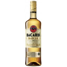 RUM BACARDI CARTA ORO 1x980ML