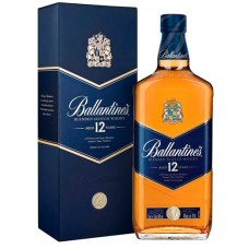 WHISKY BALLANTINES 12 YEARS 1X1L