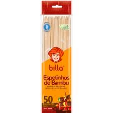 PALITO ESPETINHO BILLA BAMBU 30CM 1X50UN