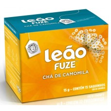CHA LEAO FUZE 15S CAMOMILA 1X15G ENV