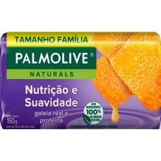 SABONETE PALMOLIVE BARRA NUTRICAO SUAVIDADE 12X150G