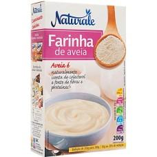FARINHA AVEIA NATURALE 6X200G