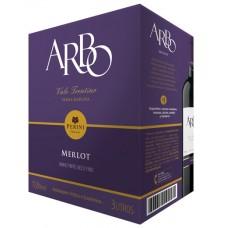 VINHO ARBO MERLOT SECO 1X3L CX