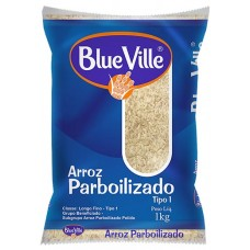 ARROZ BLUE VILLE T1 PARBOLIZADO 10x1KG
