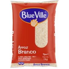 ARROZ BLUE VILLE T1 BRANCO 10x1KG