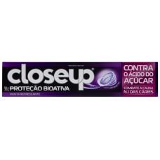 CREME DENTAL CLOSEUP PROTECAO BIOATIVA MENTA REFRESCANTE CONTRA ACIDO ACUCAR 12x90G