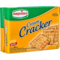 BISCOITO ORQUIDEA CREAM CRACKER 1X400G