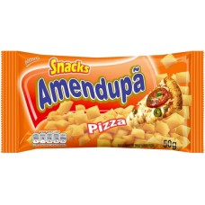 SALGADINHO AMENDUPA PIZZA SNACKS 20X50G